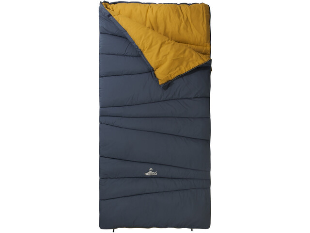 Nomad Melville Junior Sleeping Bag Kids steel blue/burned gold